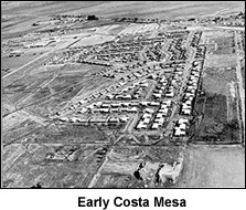 Early Costa Mesa