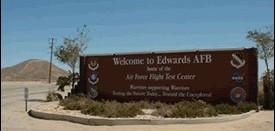 Edwards Air Force Base