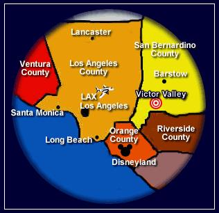 Projected Economic Growth in the Inland Empire & Victor Valley